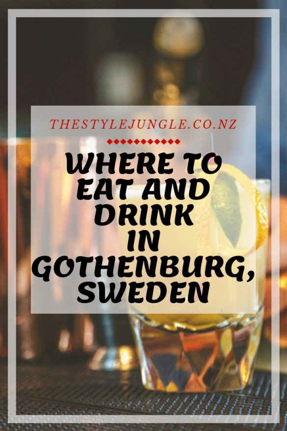 8 things you should definitely see and do in Gothenburg