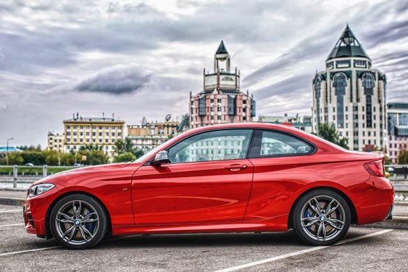 BMW M235i: pure adrenaline