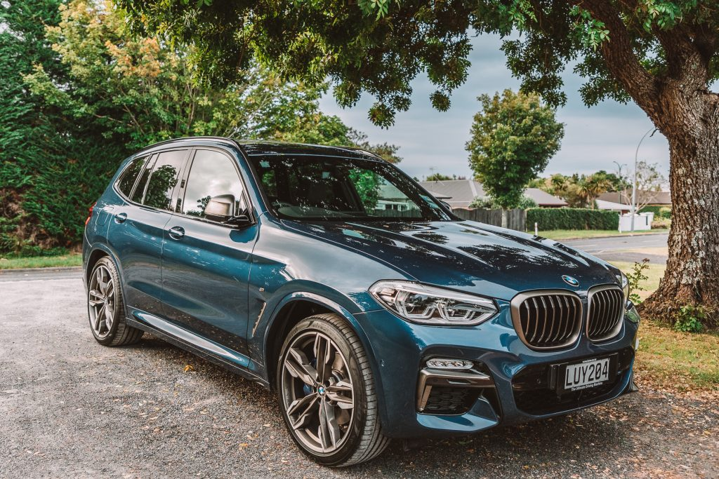 BMW X3 - New Zealand - Test