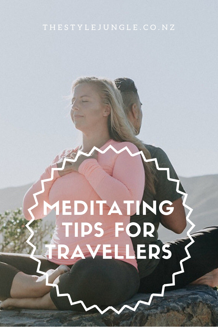 Meditation can be a life saviour for every traveller. When something doesn't go according to plan or you're having a scary flight - try to calm your mind with a quick meditation! These tips doesn't require a lot of time, lots of space or any knowledge at all. You can meditate while travelling literally anywhere!