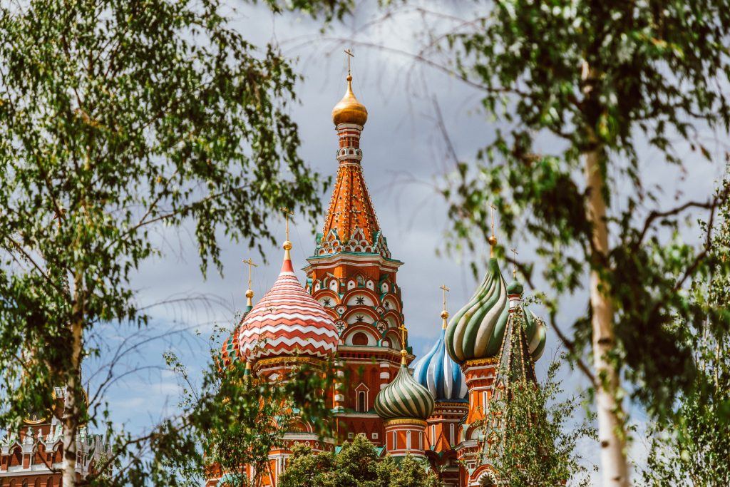 Red Square Cathedral