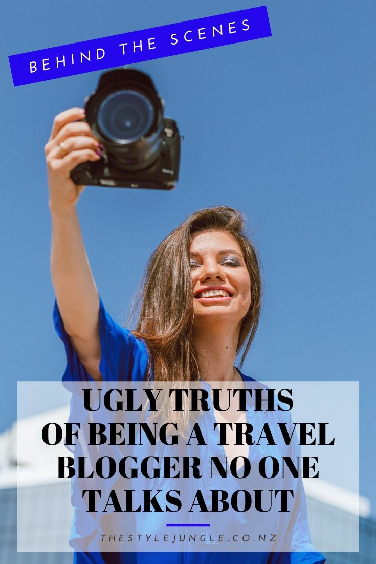 Travel blogging looks very glamorous but actually there is a lot of work behind the scenes that people don't often see. This post explains what you need to be a travel blogger, what travel bloggers do, how much it costs to be a travel blogger and what are the dangerous sides of being a travel blogger. All the travel blogging tips and secrets in one place!