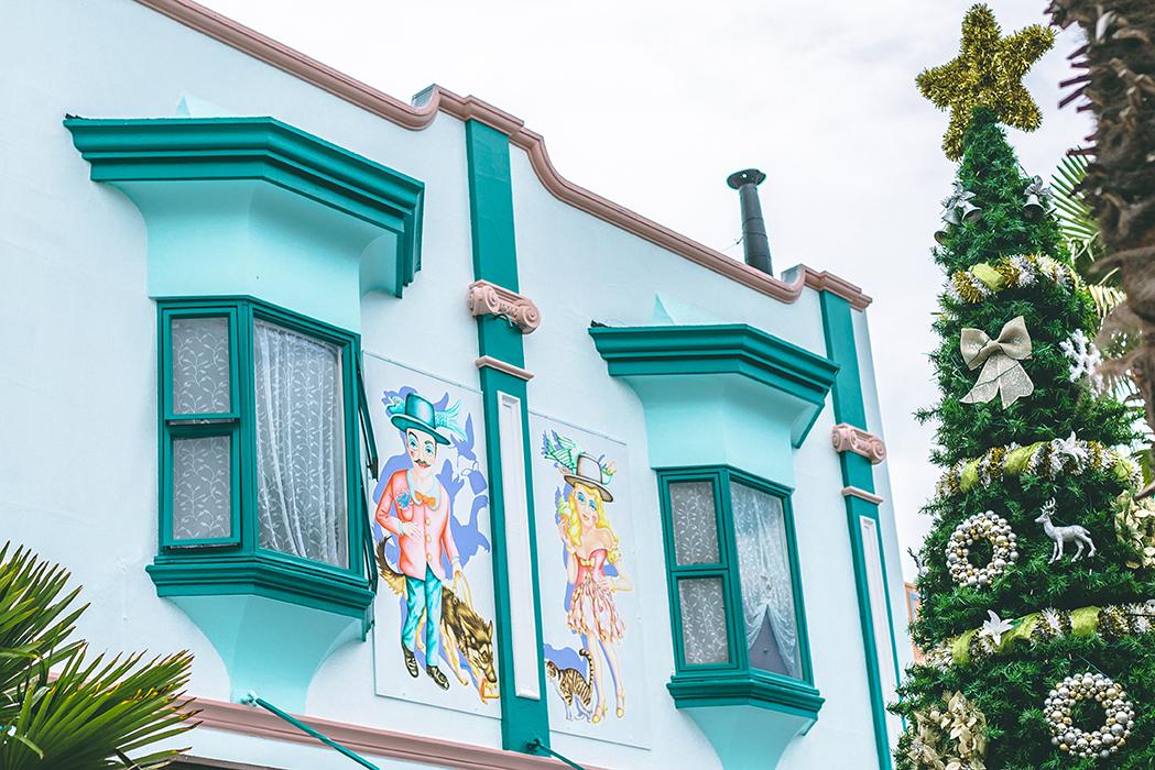 Napier, Hawke's Bay, New Zealand, murals in Napier, street art in Napier