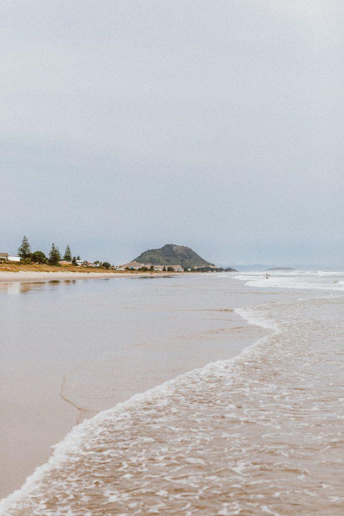 Mount Maunganui and main beach