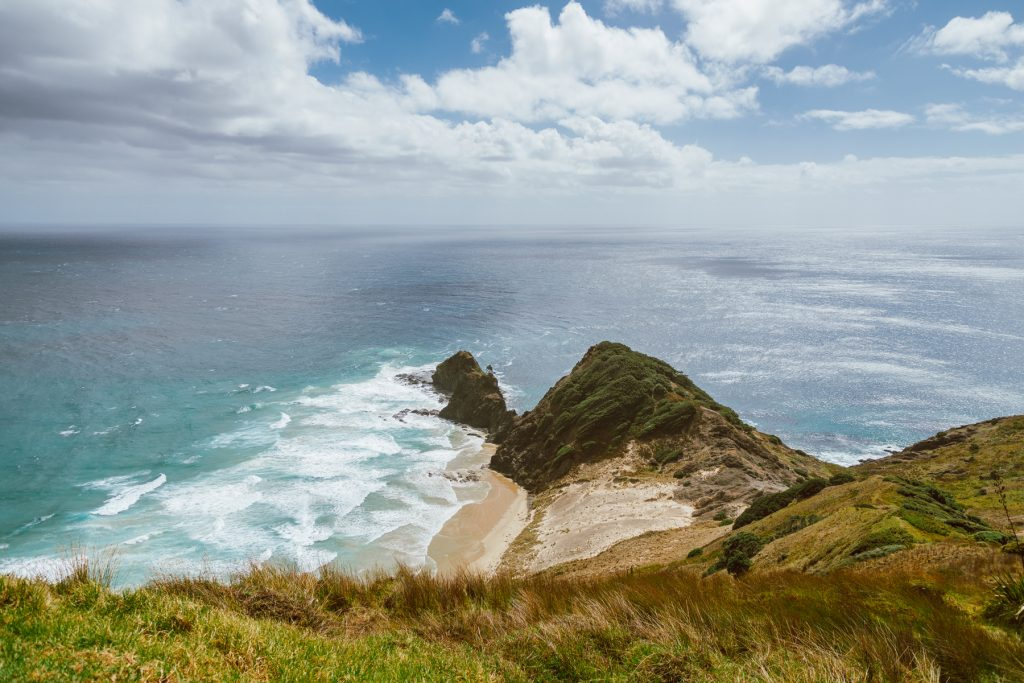 New Zealand, Cape Rainga, New Zealand travel guide, what to see in New Zealand