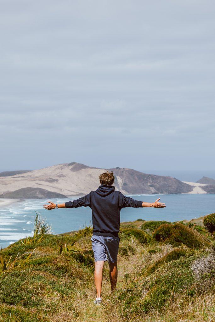 New Zealand, Cape Rainga, New Zealand travel guide, what to see in New Zealand, TSJwear