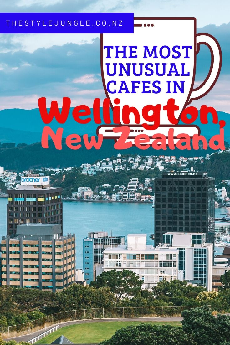 Wellington in New Zealand is known for its ferocious winds and really good coffee. If you plan New Zealand travel, you can't skip the capital of New Zealand! Find ut where to eat in Wellington in this guide to the most unusual cafes in Wellington, New Zealand.  Things to try in New Zealand | Things to do in New Zealand | New Zealand guide | New Zealand travel