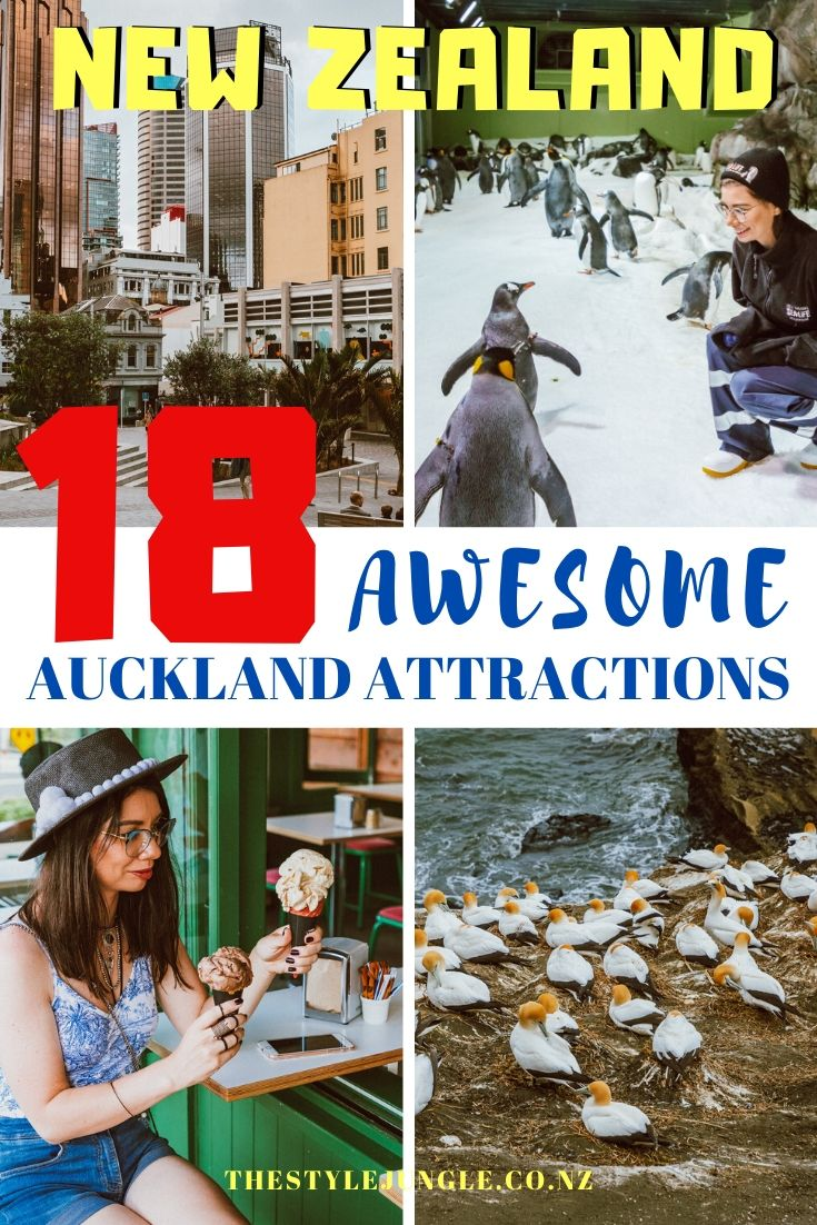 Auckland is the largest city of New Zealand and, of course, every New Zealand travel starts from Auckland. Auckland attractions might be not as known as New Zealand South Island attractions but there is still so much to do in Auckland. Our Auckland New Zealand travel guide includes places to visit in Auckland, things to do in Auckland and food to eat in Auckland. Of course, each of these 18 Auckland attractions also makes a great New Zealand photography opportunity