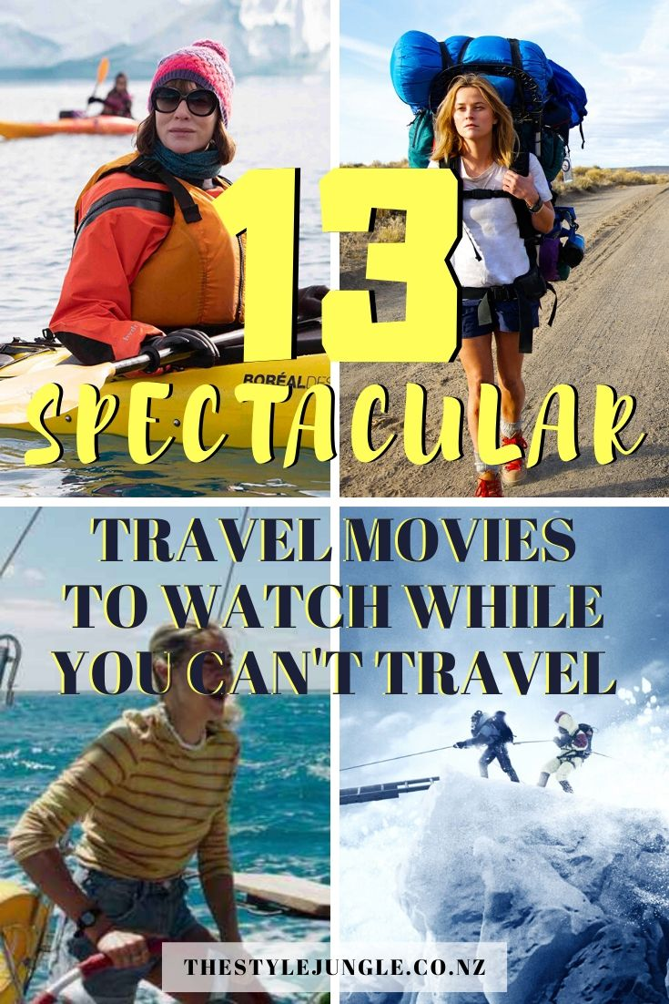 Amazing travel movies inspire us to travel and discover new destinations. They are also great to watch when you can't travel, for example, while being in self-isolation or just unable to travel for other reasons. This list of the best travel movies shows beautiful locations all over the world and the most exciting adventures. Comedy travel movies, drama travel movies, travel movies based on real story - there is something for everyone in our top travel movies of all times.