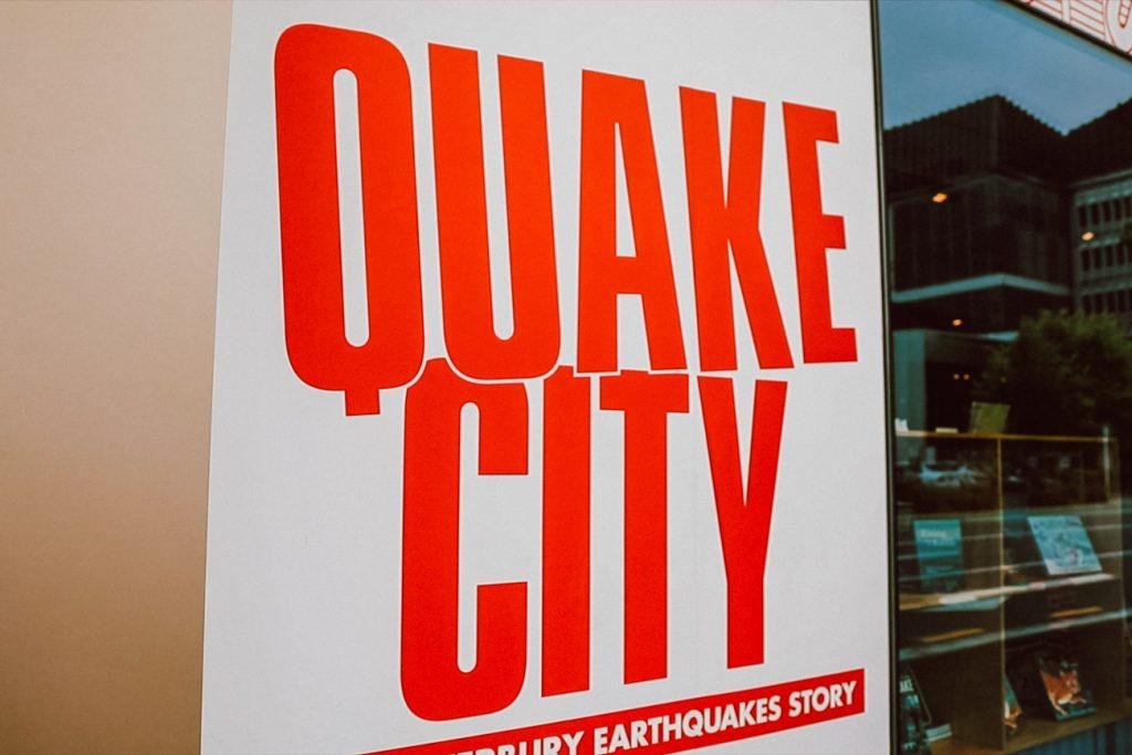 Quake City - Christchurch Museum