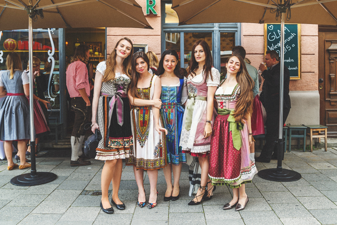 Escort girls in Munich